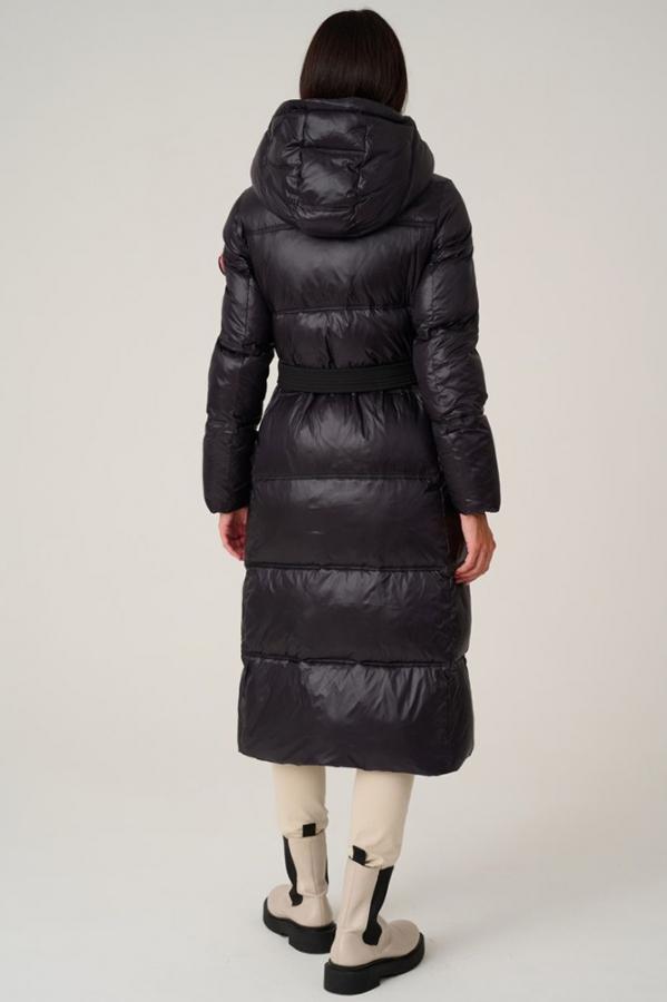 Красный зимний пуховик 2020-2021 как у Бородиной