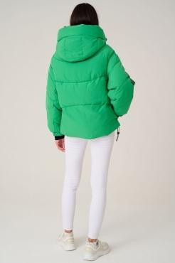 Короткая куртка Ice yee с мехом