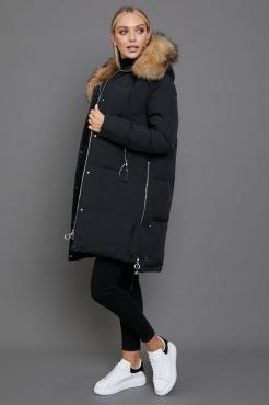Женский теплый пуховик mork anhanma на зиму недорого